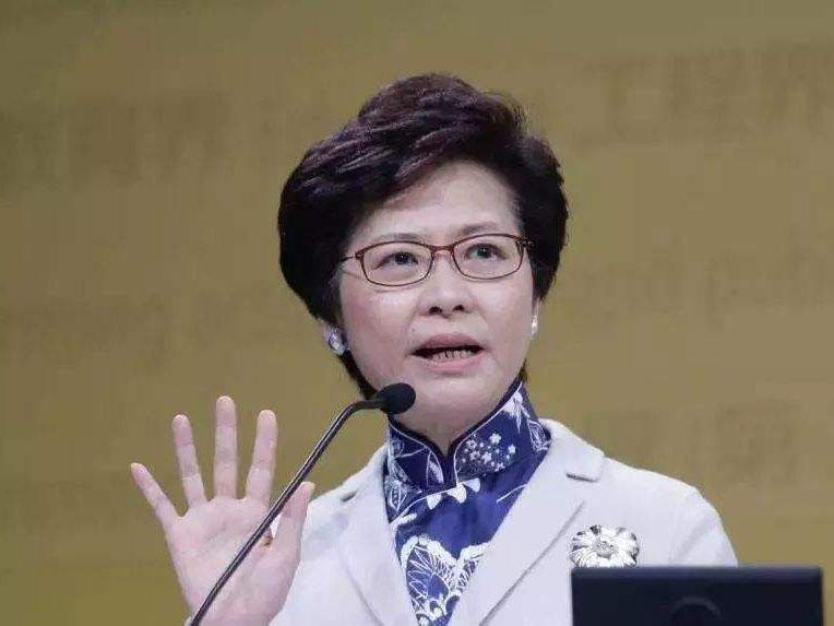香港-林郑月娥施政报告全面禁止销售电子烟。