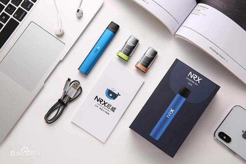 NRX尼威电子雾化烟品牌介绍