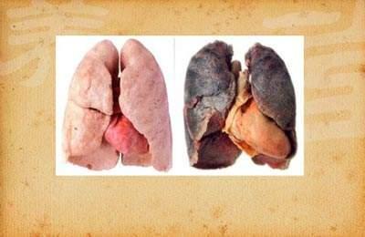 """小技巧教""""老烟民""""检测您的肺是不是还健康的方法"""