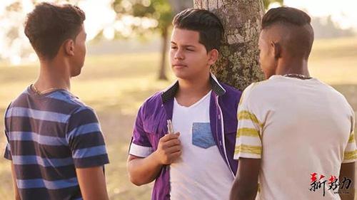 警惕青少年应用电子烟的人数在逐渐增加