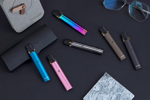relx悦刻电子烟和moti魔笛电子烟哪个更好抽对比
