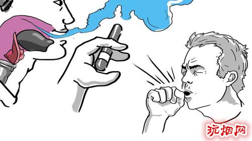 【新玩法】电子烟怎么吐烟圈的技巧和方法