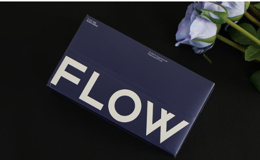 flow福禄电子烟一颗烟弹能抽多久?