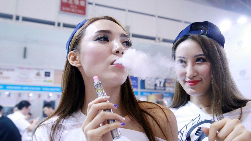 为什么很多女孩子喜欢抽电子烟?