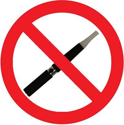 海南将电子烟纳入控烟标志