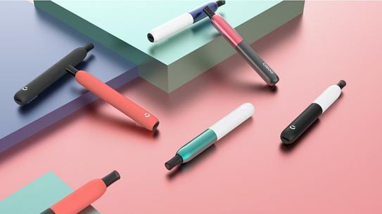 CISOO西素电子雾化烟特点惊艳设计-极佳体验
