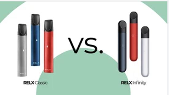 RELX悦刻一代经典款还是选择四代无限款?